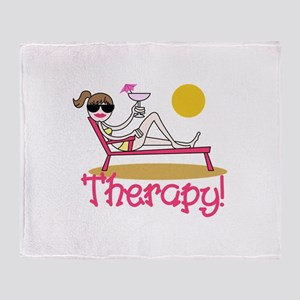 Therapy Throw Blanket